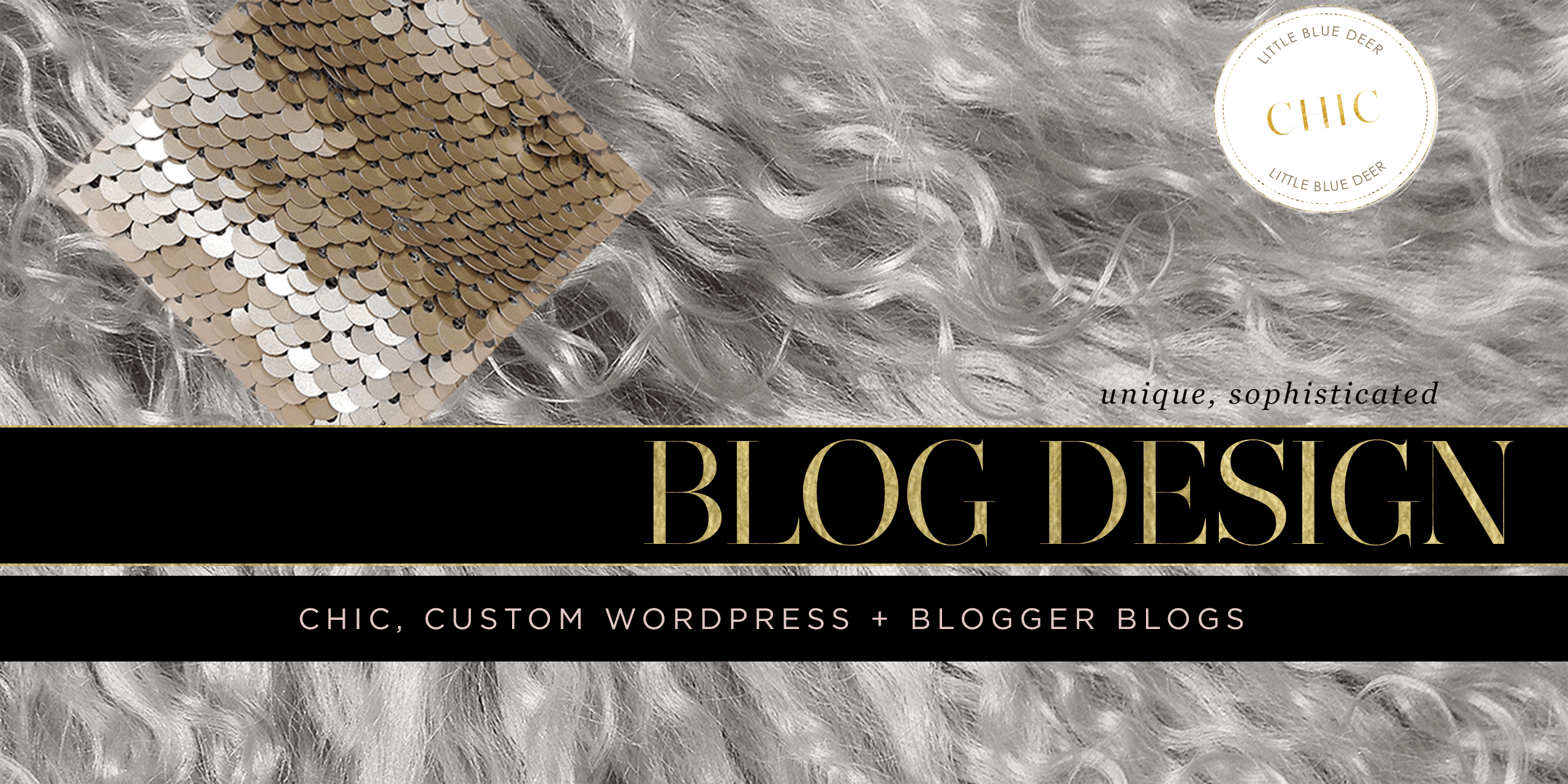 wordpress and blogger blog design