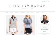 Portfolio custom website design