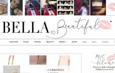 Portfolio Wordpress blog design