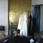 Navy + Gold