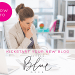How To Kickstart Your New Custom Blog Design – Say Hi!