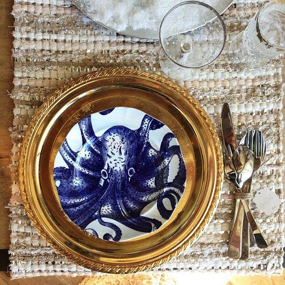 decorating with delft