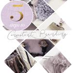 Custom Blog Design Tips:  Brand Consistently