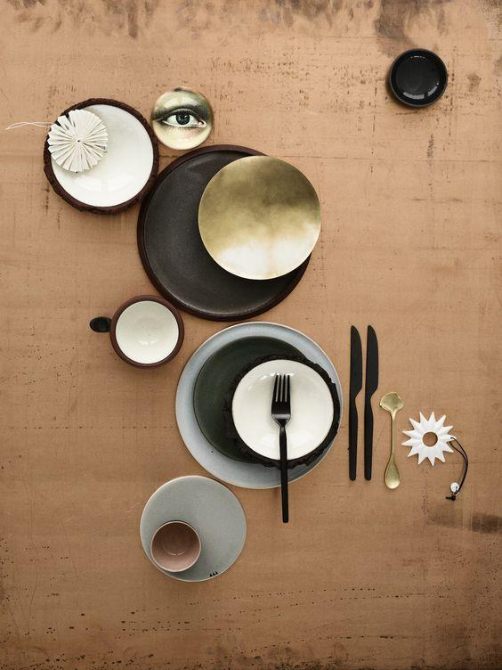 Decorating with Rose Gold and Gray