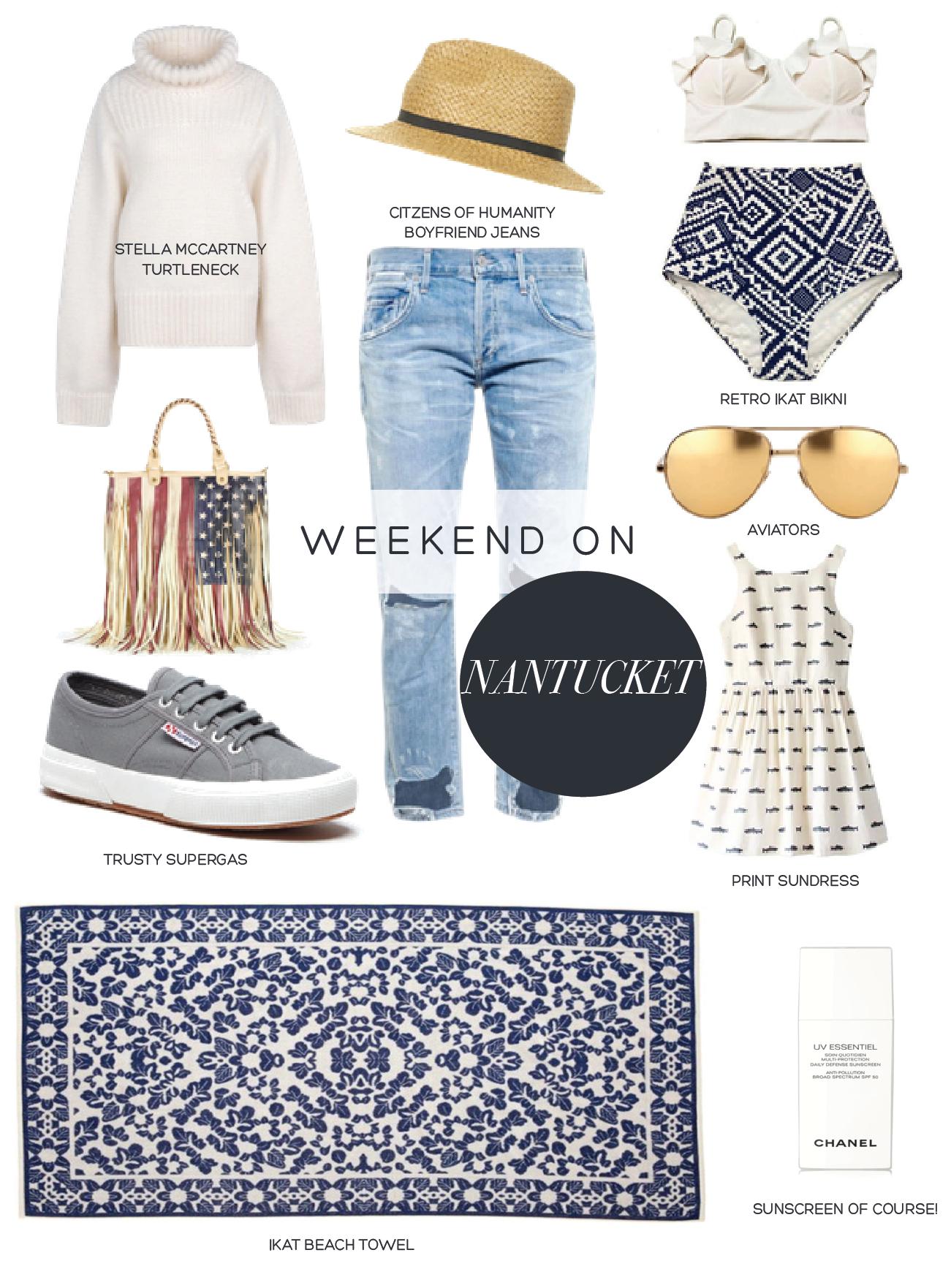 Weekend on Nantucket