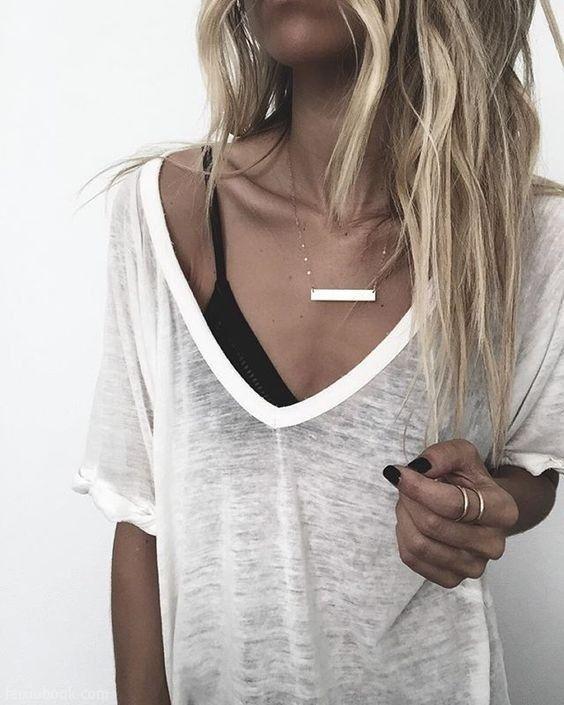 neiman marcus gold bar necklace