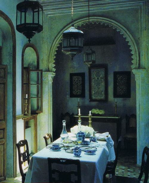 Old World Luxury