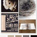 Nostalgic Ephemera Little Blue Deer Custom Blog Design And Website Design