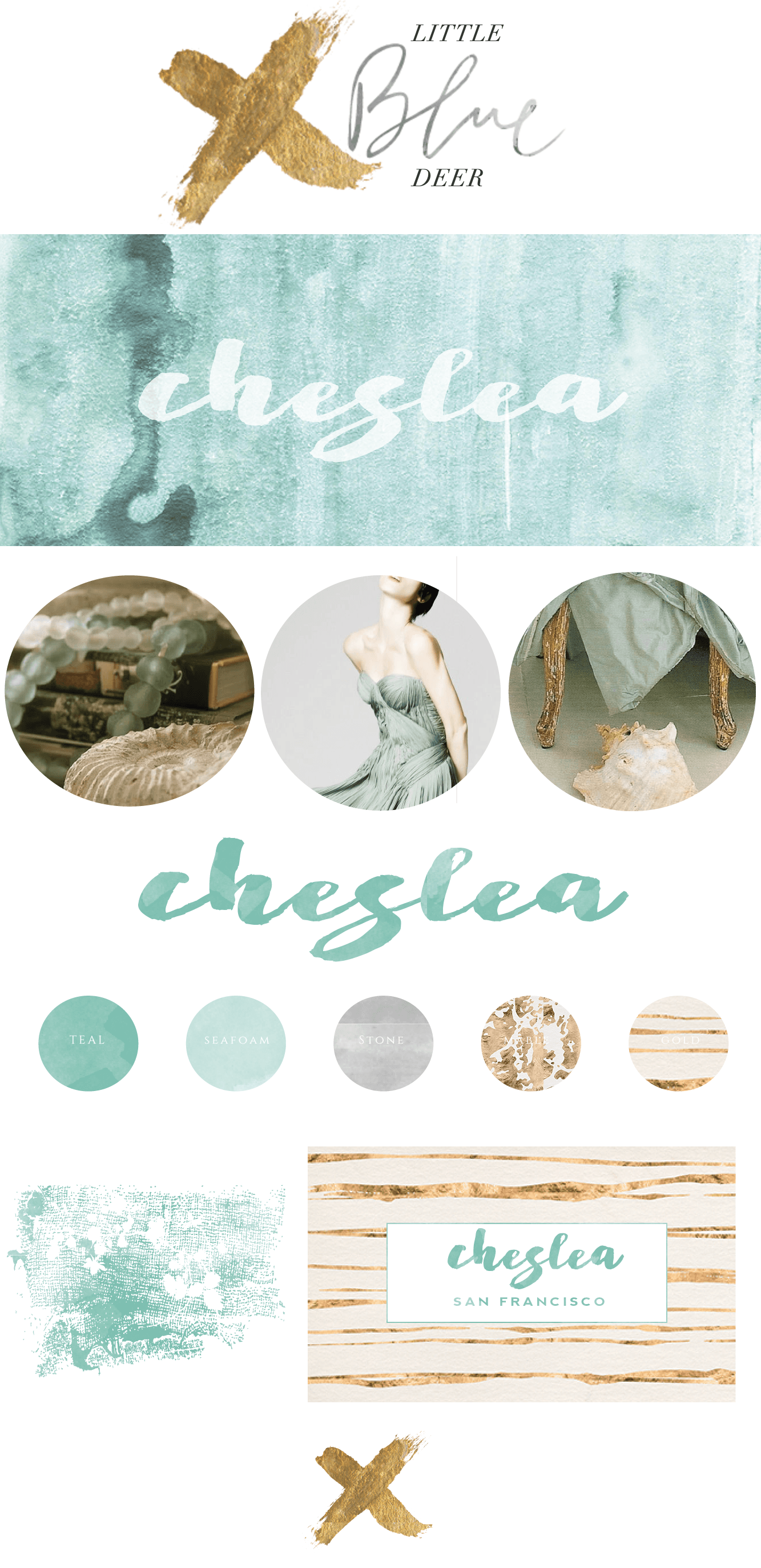 blog design inspiration | seafoam green