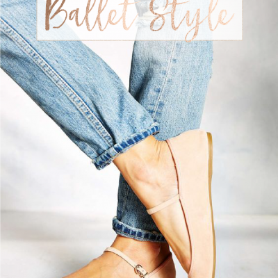 How To:  Ballet Style