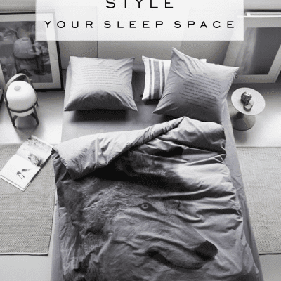 How to Style Your Sleep Space