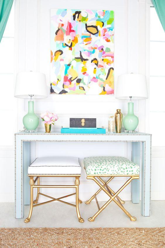3 Tips for Decorating with Brights