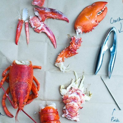 Happy Fourth (and How to Eat a Lobster!)
