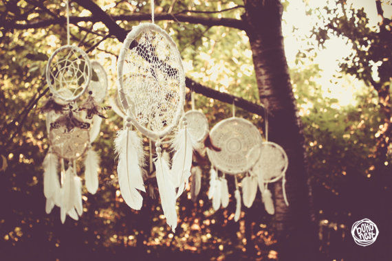 boho dream catchers