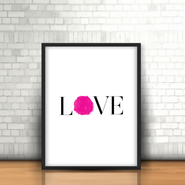 love solo framed