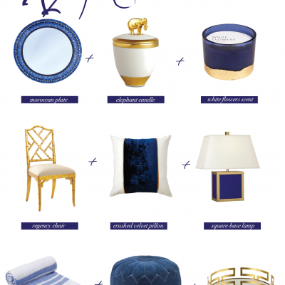 How To: Royal Blue