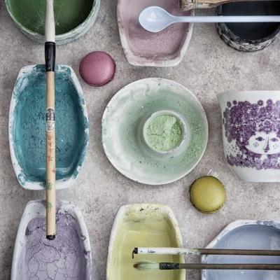 Chalk + Chartreuse