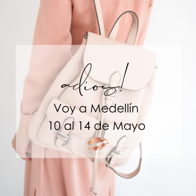Voy a Medellín