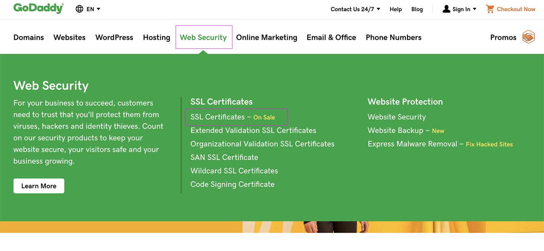 How to Add an SSL to Your Website - Little Blue Deer Custom