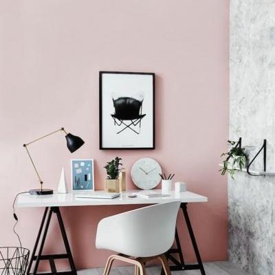 Pink + Black