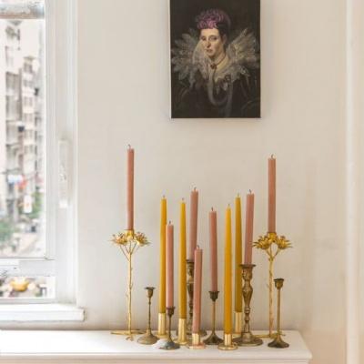 Candles + Coriander