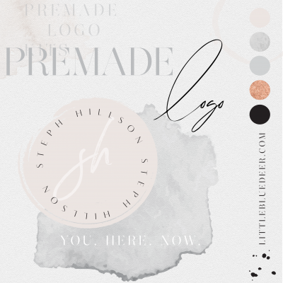 Now Offering Premade Logo Kits!