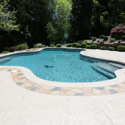 Concrete Resurfacing for Updating Different Areas of the Home