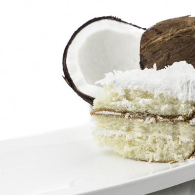 Coconut Cinnamon Tres Leches Cake