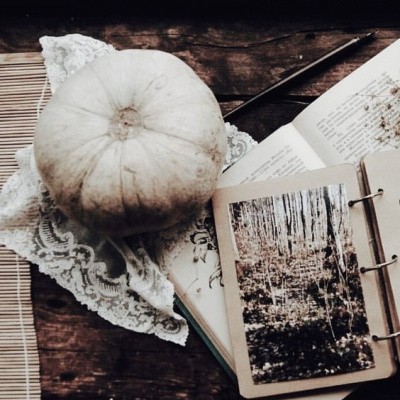 Cozy Pumpkin Time