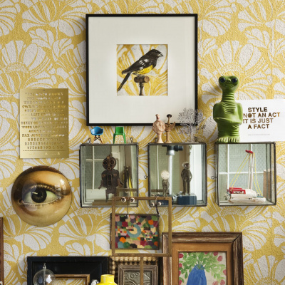 Eclectic Yellow