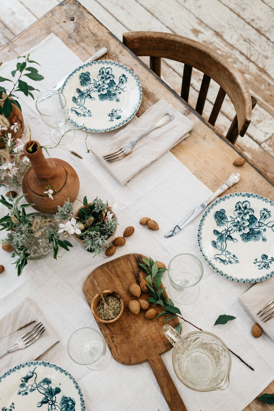 Tablescape Tuesday