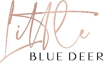 Little Blue Deer Custom Blog Design and Website Design